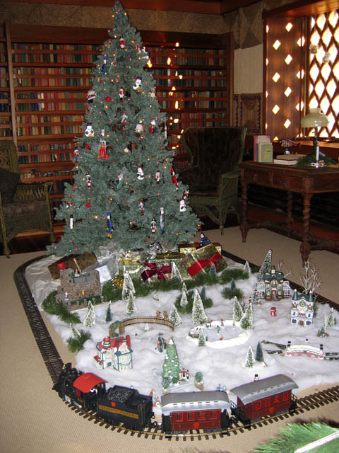 Christmas at Gillette 39 s Castle